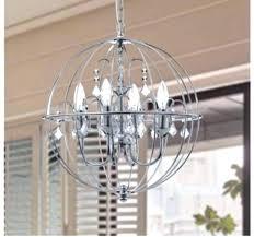 large globe chandelier chrome globe chandelier copper orb chandelier incredible chrome orb chandelier contemporary silver chrome