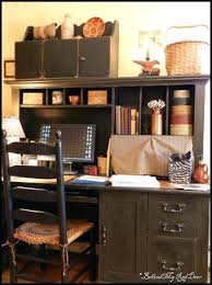 image country office. Beautiful Image Country Office Decor Great Prim Home Decorating And Organizing A  Primitive Ideas Intended Image I