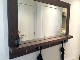 Image Decor Wall Mirror With Key Hooks Crafty Inspiration Ideas Wall Mirror With Hooks Simple Condo Entryway Awesome Target Wall Mirror With Key Hooks Crafty Inspiration Ideas Wall Mirror With