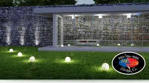 landscape lighting design. landscape lighting design repair installation services in millbrae ca