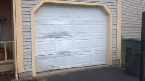 broken garage doorGarage Door Panel Replacement Denver  PRO Service
