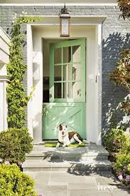 nice front doorsFront Door Drama  Elements of Style Blog