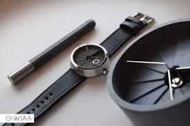 22 Design Studio 4th Dimension Clock 22 Design Studio 4d Signature Concrete Watch Review Plus
