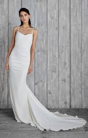 A Respected Name In The Fashion World Nicole Miller Creates Bridal Gowns That Are Relaxed Yet Sophisticated Comfortable Light Fabrics And Unique