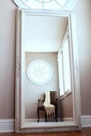 White Large Mirror. Full Image For White Shaker Mirror Door White ...