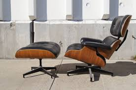 lounge chair and ottoman by eames for herman miller model