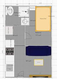 this is one of our free tiny house cabin floor plans it is a small cabin plan with no loft you can check out our list of other free tiny house plans here