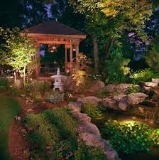 japanese outdoor lighting. Toronto Japanese Garden Statues Landscape Asian With Lush Stone Style Outdoor Lighting And Yard Art E