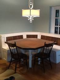 image of cheap breakfast nook table breakfast nook table