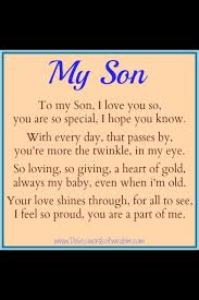 My Son Is My World Quotes New My Son My Baby My Everything Inspirational Quotes Pinterest