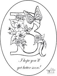 Small Picture Printable get well soon coloring pages ColoringStar