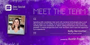 Austin Fraser - Meet Kelly Kerstetter - the #Denver...   Facebook