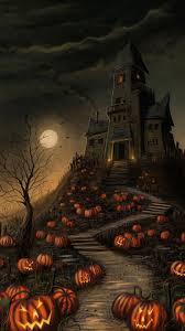 Halloween Wallpapers on WallpaperDog
