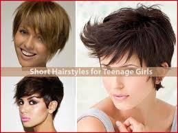 Girl Short Haircuts 169255 Hairstyles Teen Girls Short Haircuts
