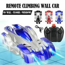 Gravity Defying RC Cars Wall Climbing Electric Remote ... - Vova