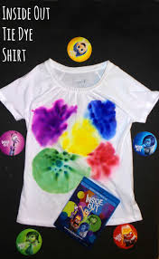 inside out tie dye shirt hero
