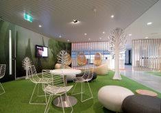cool office interiors. Nice Cool Office Designs Decoration Delighful  Interiors Home Design Contemporary Interior Cool Office Interiors