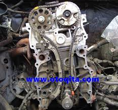 tanda top timing chain kijang innova bensin otomotif qita Innova Timing Mark gambar 1 rantai timing kijang innova nol derajat pada puly crankshaft innova timing mark