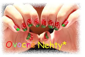 Ovocné Nehty Fashionable