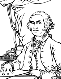 Small Picture George Washington Coloring Page Coloring Book
