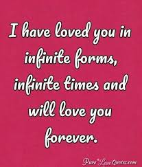 Forever Love Quotes Cool Love Forever Quotes PureLoveQuotes