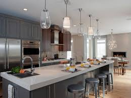 pendant lighting over island. Unbelievable Kitchen Decorating Using Clear Glass Mini Pendant Light Over Pic For Island Trend And Style Lighting K