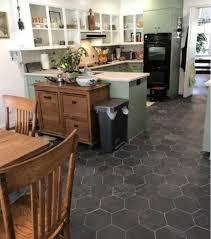 White tile flooring kitchen Porcelain The Variety Of Colors Available At The Tile Shop Means That Youre Sure To Find Hue That Will Work In Your Space Choose From Grey White Black Brown The Tile Shop Kitchen Floor Tiles The Tile Shop