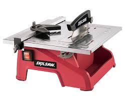 skil 3540 02 7 inch wet tile saw