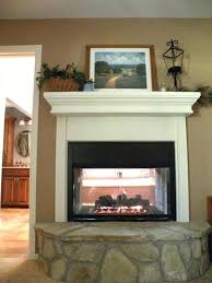 how much do fireplace inserts cost double sided gas fireplace fireplaces two cost how much does