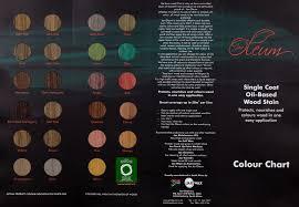 River Silks Color Chart Colour Charts Jax Oleum