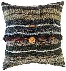 rag rug pillow case 7