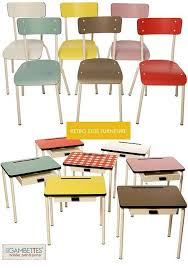 Retro Style Kids Furniture - Need 2 Or 3 For Playroom  Pinterest a