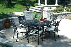 wrought iron lawn furniture patio table tips cast iron lawn furniture best cast iron patio furniture