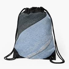 Mochilas saco: Old Jeans | Redbubble