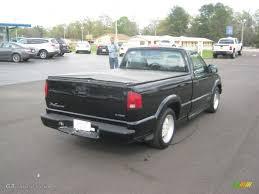2000 Onyx Black Chevrolet S10 Xtreme Regular Cab #62434502 Photo ...