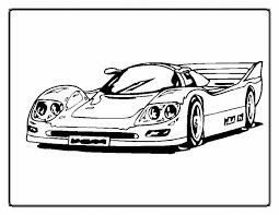 Small Picture Printable Coloring Pages Cars Coloring For Kids Printable Coloring