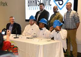 high school students jobs signing day recognizes high school seniors starting jobs not