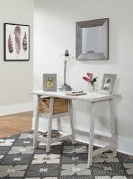 home office small desk. Mirimyn - Antique White Home Office Small Desk I