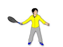 テニスのグランドストロークのテイクバックはどんな方法があるか | こんなにテニス
