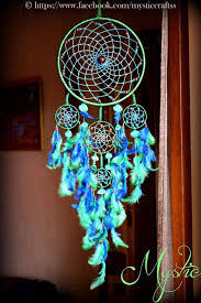 Most Beautiful Dream Catchers Beautiful Dream Catcher Hand Woven With White Feathers 2
