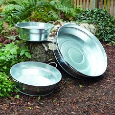 Buy <b>Metal Creative</b> Tubs 3pk | TTS