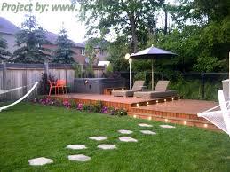 torontocustomdecks cedar patio deck 6
