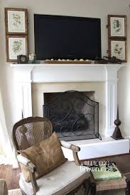 tv over mantle. Wonderful Mantle D4521f669a149d8053b948ab89ad661ajpg Intended Tv Over Mantle W
