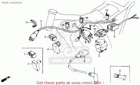 1985 honda goldwing wiring diagram wirdig honda trx 125 wiring diagram likewise 1985 honda spree wiring diagram