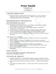 Qa Resume Objective Best of Qa Resume Sample Quality Assurance Resume Example Qa Qc Engineer Cv