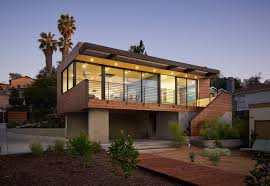 view modern house lights. Striking Modern Addition Bringing Light And LA Views Inside View House Lights R