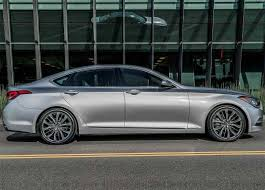 2018 hyundai genesis sedan. simple 2018 talk about the appearance of new genesis g80 much perhaps not worth  it because in fact front us survived easy restyled 20182019 hyundai  intended 2018 hyundai genesis sedan