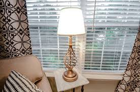 the daily makeover old college dorm floor lamp room lamps an turned glitzy glamour