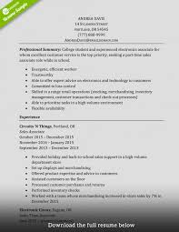 How To Write Perfect Resume Writing Resumes Examples Best Good Cv