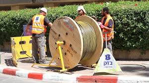 Cable Installation Job Bezeq Shares Surge As Industrialist Offers To Buy Stake In